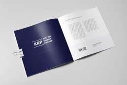 KRP Corporate Design, Logodesign