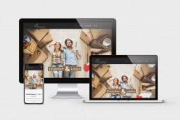 MeinZuhause Webdesign, Corporate Design