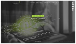 exceet Secure Solutions Website