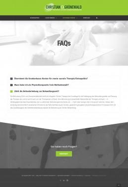 DIPL. PHYSIOTHERAPEUT Mag.sc.hum. Christian Grünewald