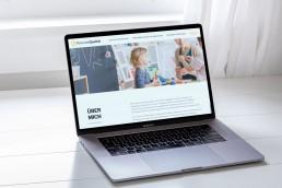 Potenzial Qualität - Webseite Martina Moschen