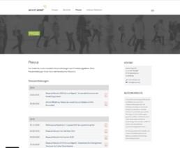 exceet Group SCA - Website Design, Webdesign, Webseite